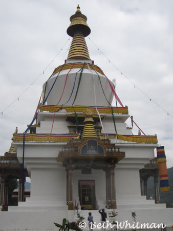 National Chorten in Thimpu