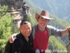 Tshering and Joker, our guides