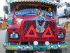 Decorated truck