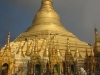 Shwedagon Yangon Temple in Burma