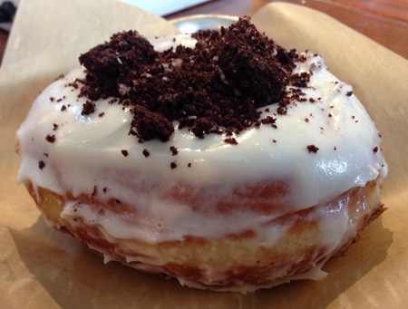 District Donut on Magazine Street