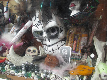 Voodoo Window