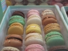 Macaroons at Sucre on Magazine Street