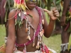 Boy at Sing Sing in the Sepik River region