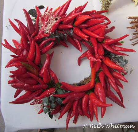 Pepper Wreath