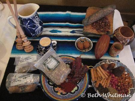 Spices in SantaFe
