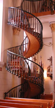 Loretto Chapel Miracle Staircase