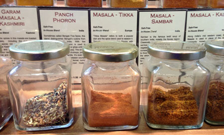 Bulk spices at World Spice