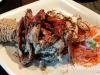 House speciality - Salt and Pepper Dungeness Crab at The Flying Fish