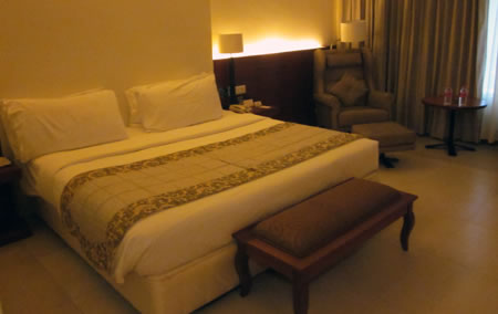 Hotel in South India