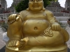 Buddha statue at Wat Arun in Bangkok