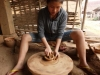 Pottery making in Luang Prabang