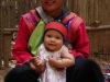 Woman and Baby in Chiang Mai