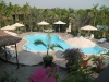 Hotel pool in Hoi An