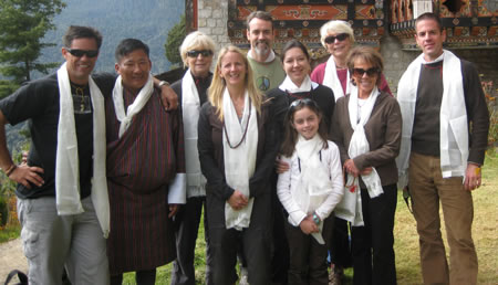 Bhutan Co-ed Group Tour