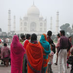 North India Taj Mahal 150x150