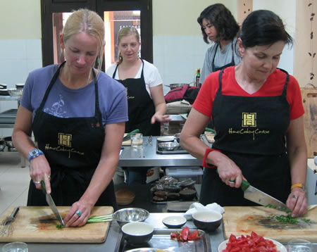 Cooking Class in Vietnam