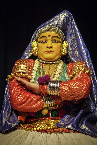Kathakali Dance India Tour