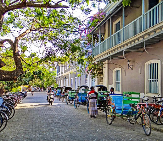 Pondicherry India Tour