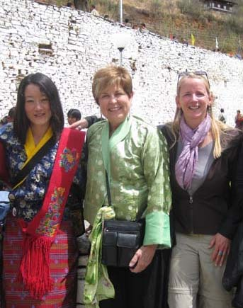 Bhutan Tour for Women