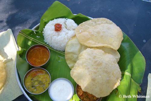 Thali Plate in India