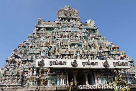 Temple South India