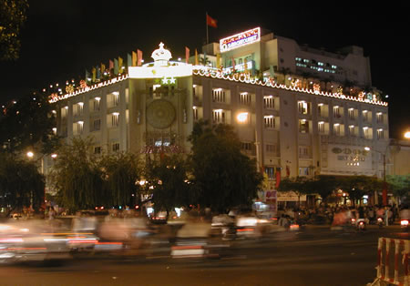 Rex Hotel in Saigon