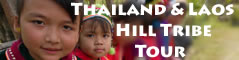 Thailand Hill Tribe Tour