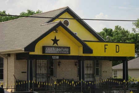 Fats Domino's home