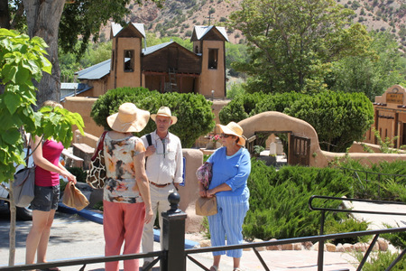 Peter in Chimayo