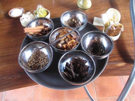 Cooking class, Ubud Bali