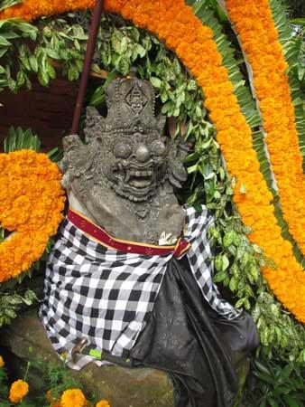 Garuda at Palace, Ubud