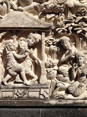 Palace in Ubud