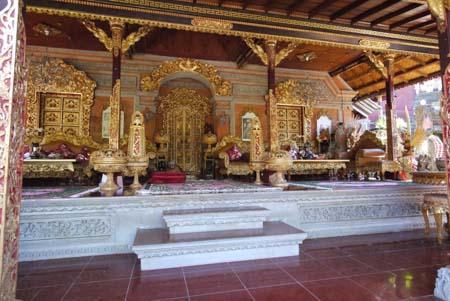 Palace Entry, Ubud Bali