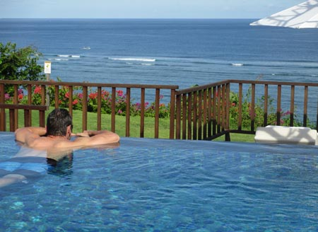 Pool at Samabe Resort