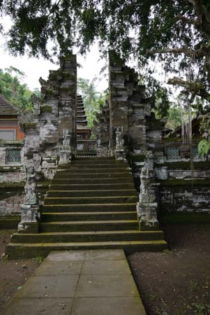 Temple Entry, Bali