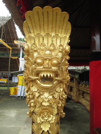 Village Mask, Bali
