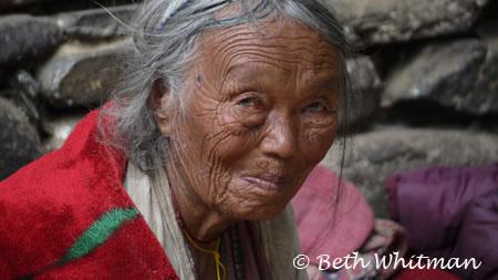Bhutan_Trek_Old-Woman