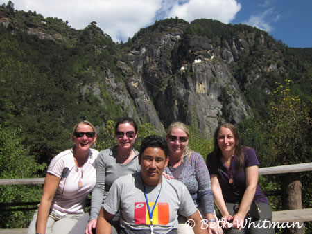 Group at Tiger\'s Nest