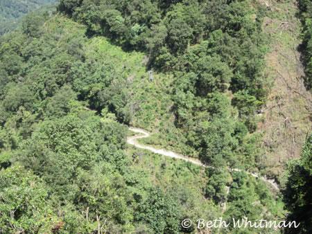 Path of trek