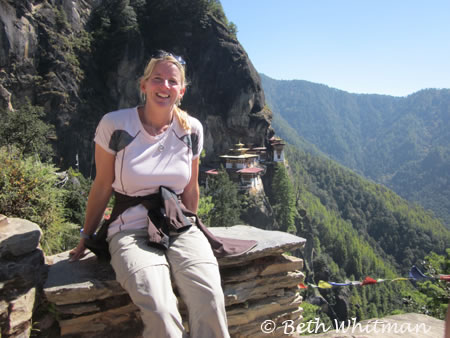 Beth Whitman at Tiger\'s Nest