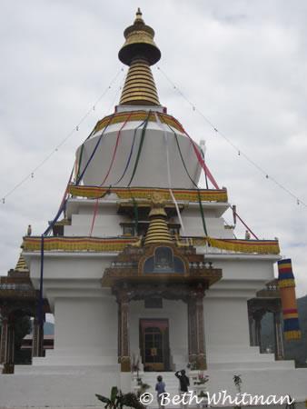 National Chorten in Thimpu