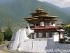 Dzong at Punakha