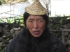 Laya woman with hat, front
