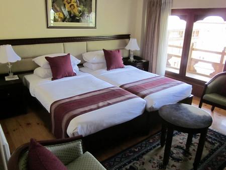 Hotel in Paro