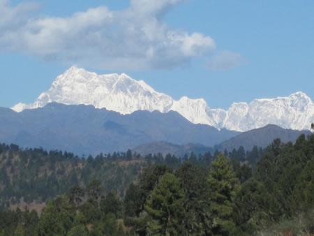 Mt. Jomulhari