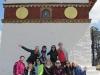 Group at Dochu La Pass