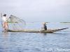 Fishing on Inle Lake, Burma