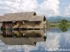 Home on Inle Lake, Burma
