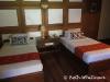 Typcial Hotel Room in Burma